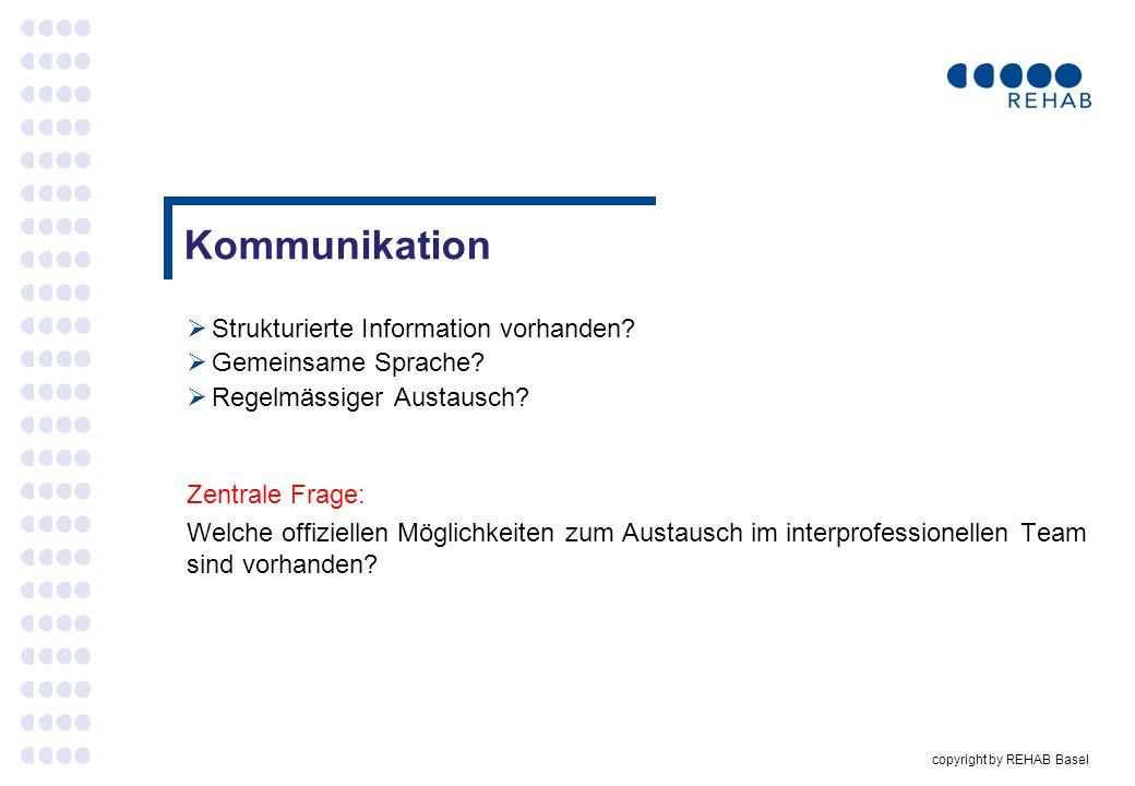 Kommunikation Strukturierte Information vorhanden Gemeinsame Sprache