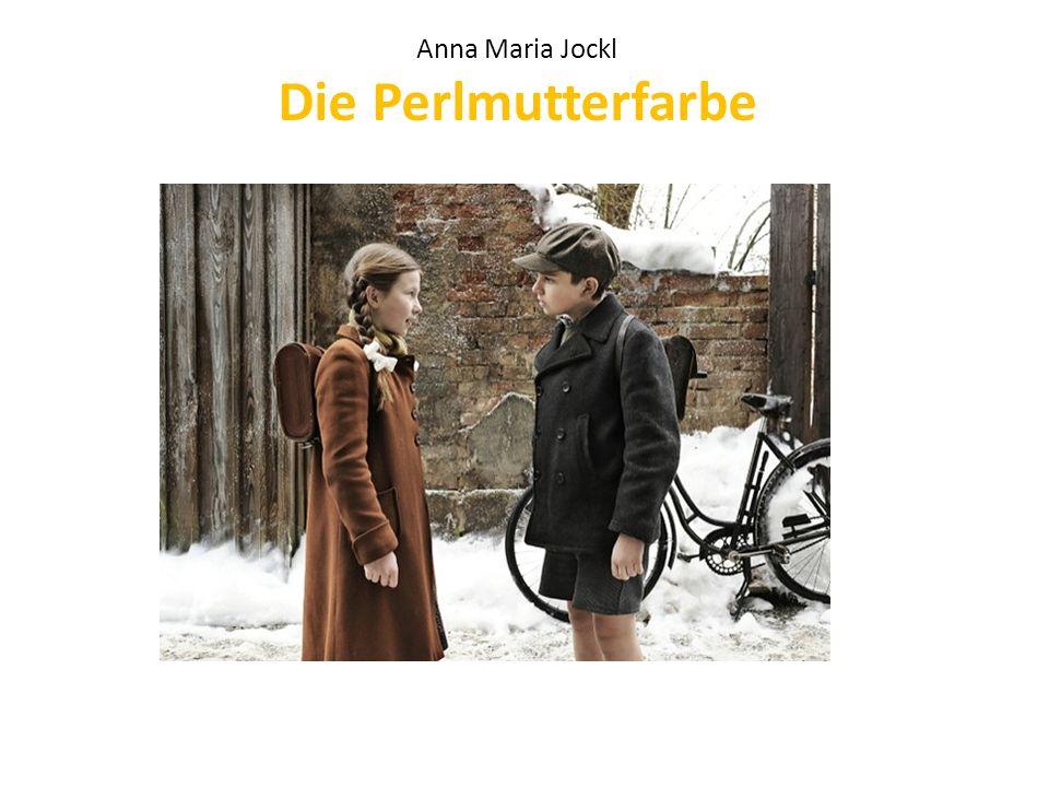 Anna Maria Jockl Die Perlmutterfarbe
