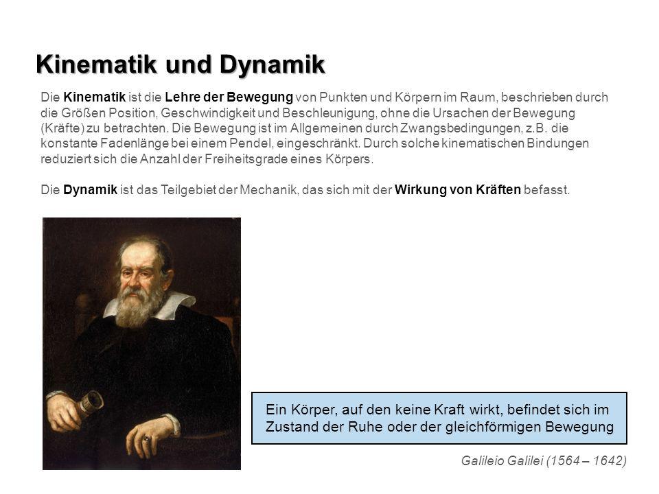 Kinematik und Dynamik