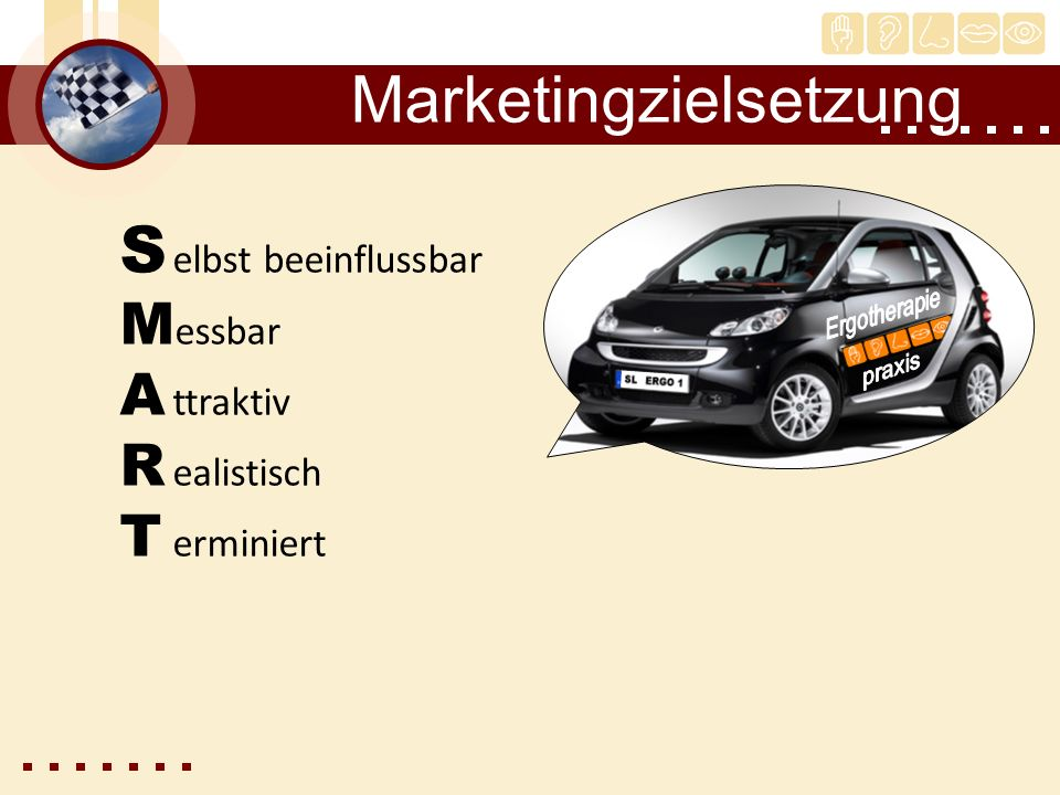 Marketingzielsetzung