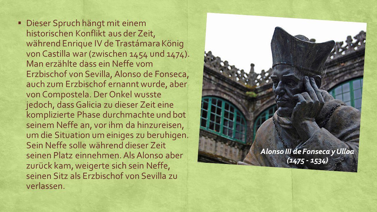 Alonso III de Fonseca y Ulloa