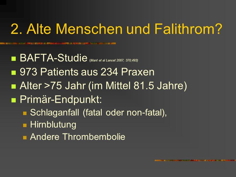 2. Alte Menschen und Falithrom