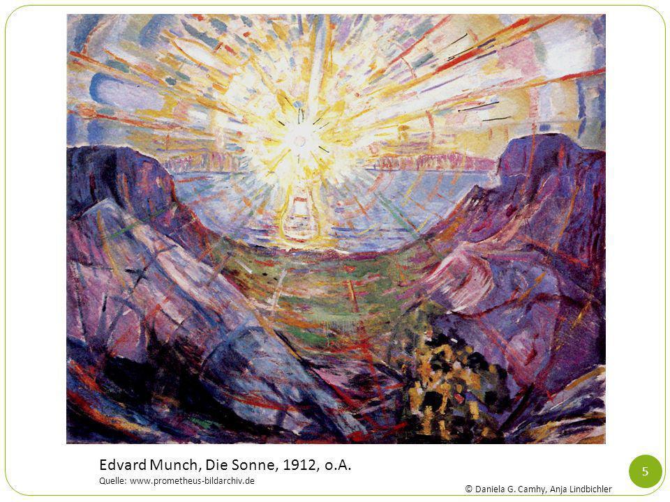 Edvard Munch, Die Sonne, 1912, o.A.