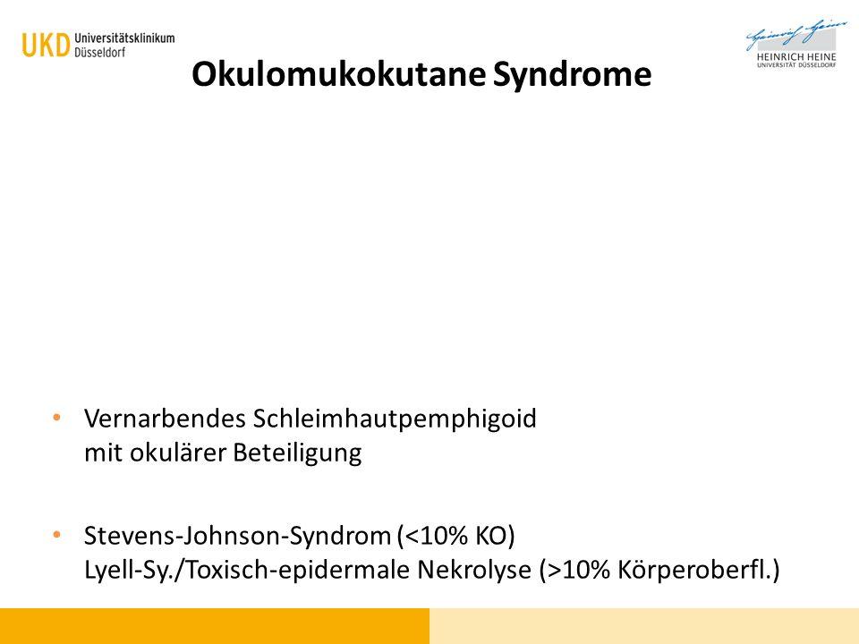 Okulomukokutane Syndrome