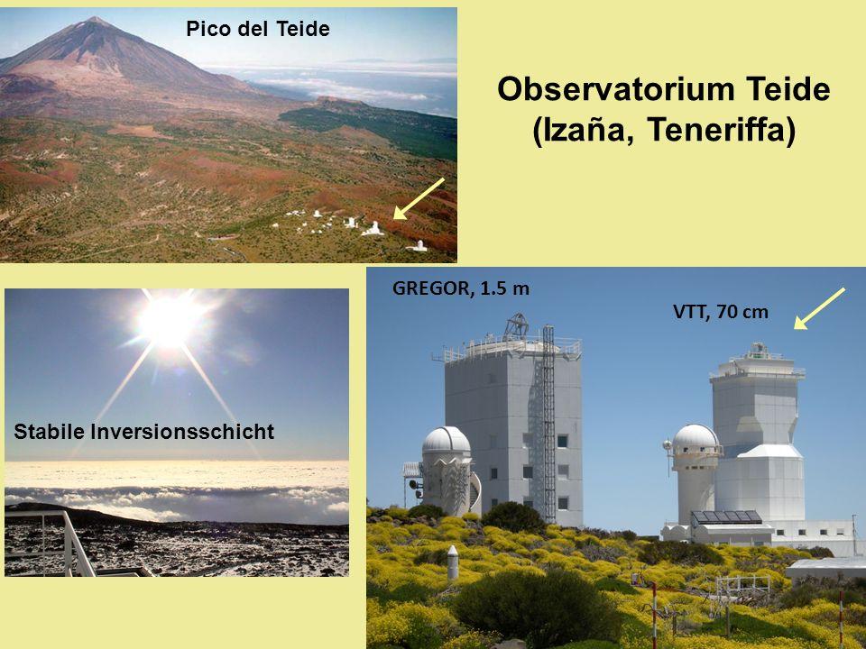 Observatorium Teide (Izaña, Teneriffa)