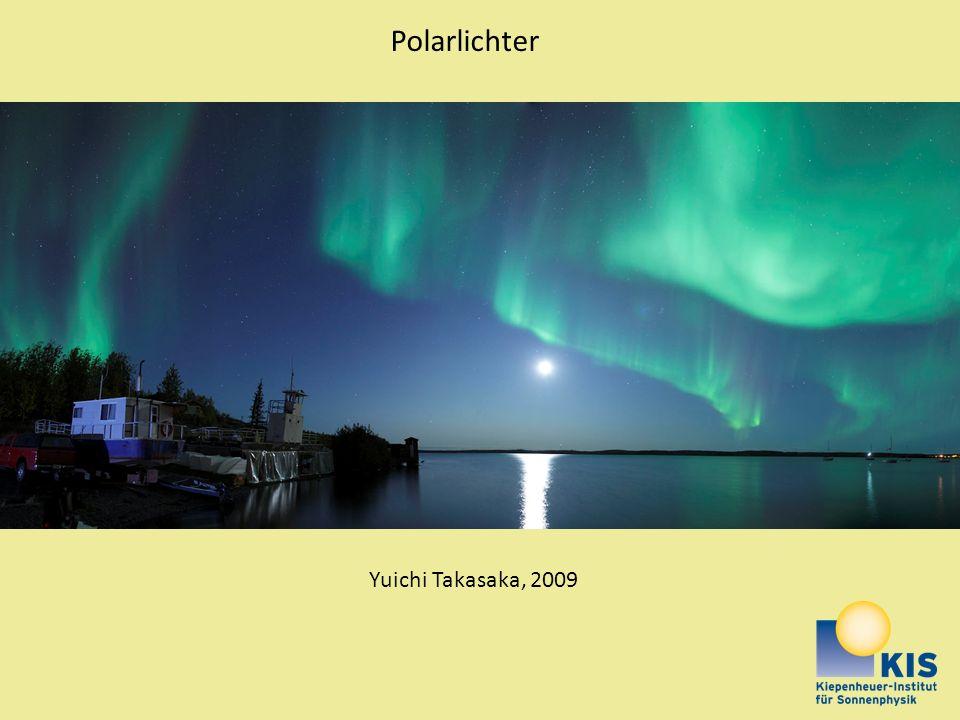 Polarlichter Yuichi Takasaka, 2009