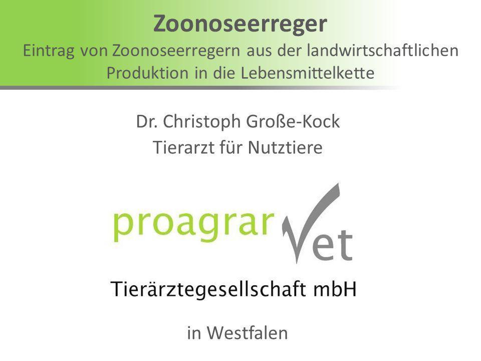 Dr. Christoph Große-Kock Tierarzt für Nutztiere in Westfalen
