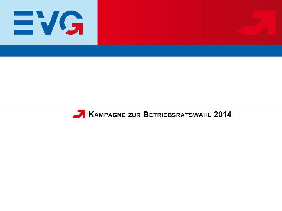 Kampagne zur Betriebsratswahl 2014
