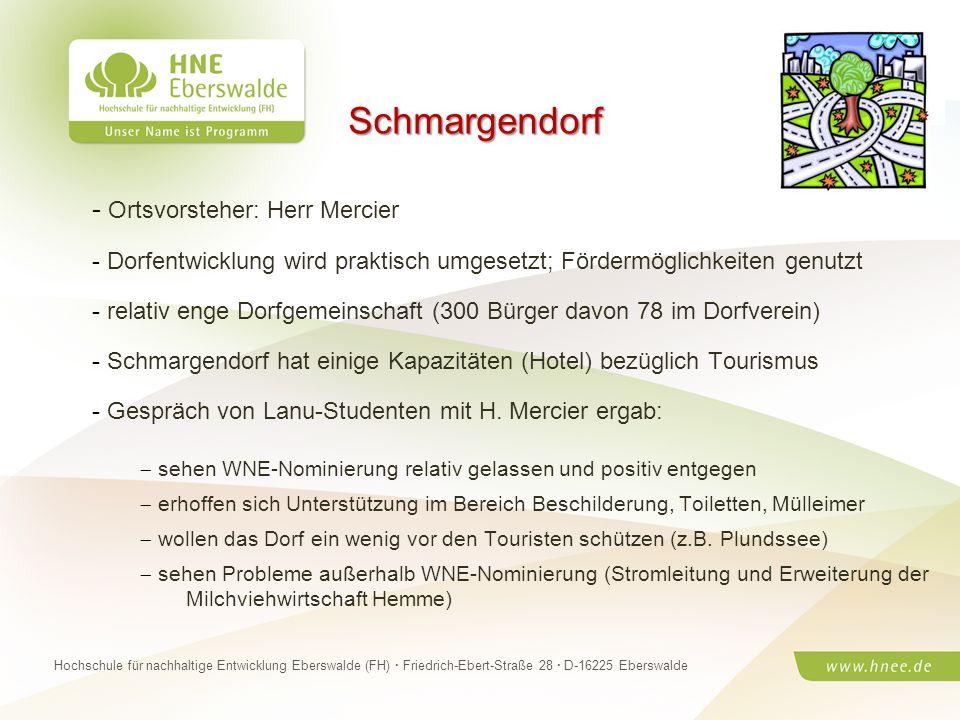 Schmargendorf Ortsvorsteher: Herr Mercier