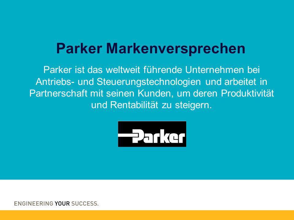Parker Markenversprechen
