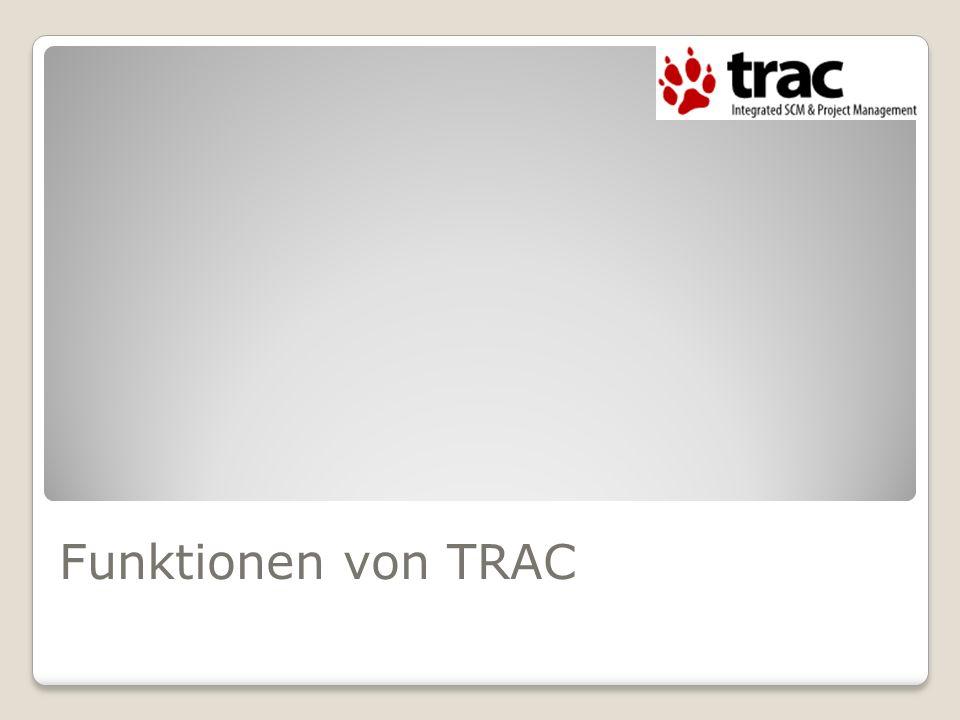 Oachii Funktionen von TRAC