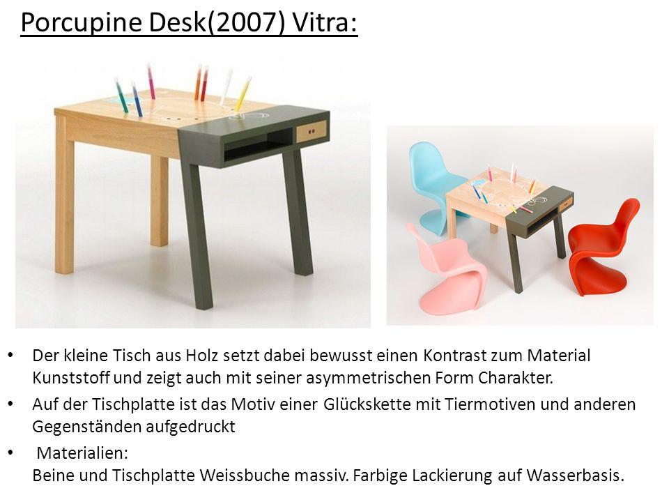 Porcupine Desk(2007) Vitra: