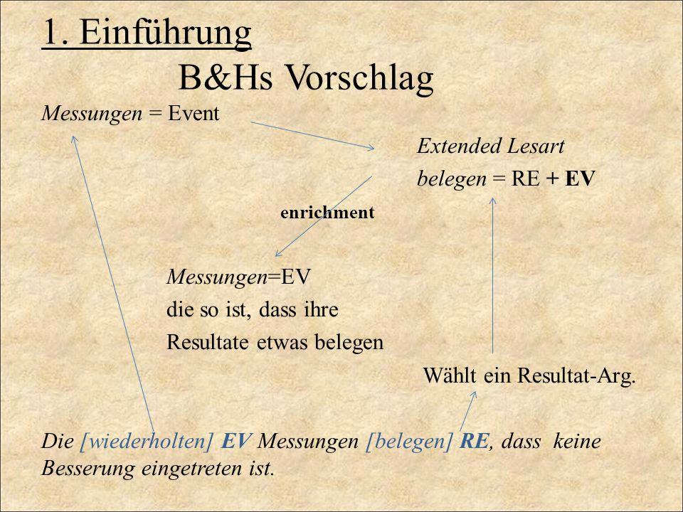1. Einführung B&Hs Vorschlag