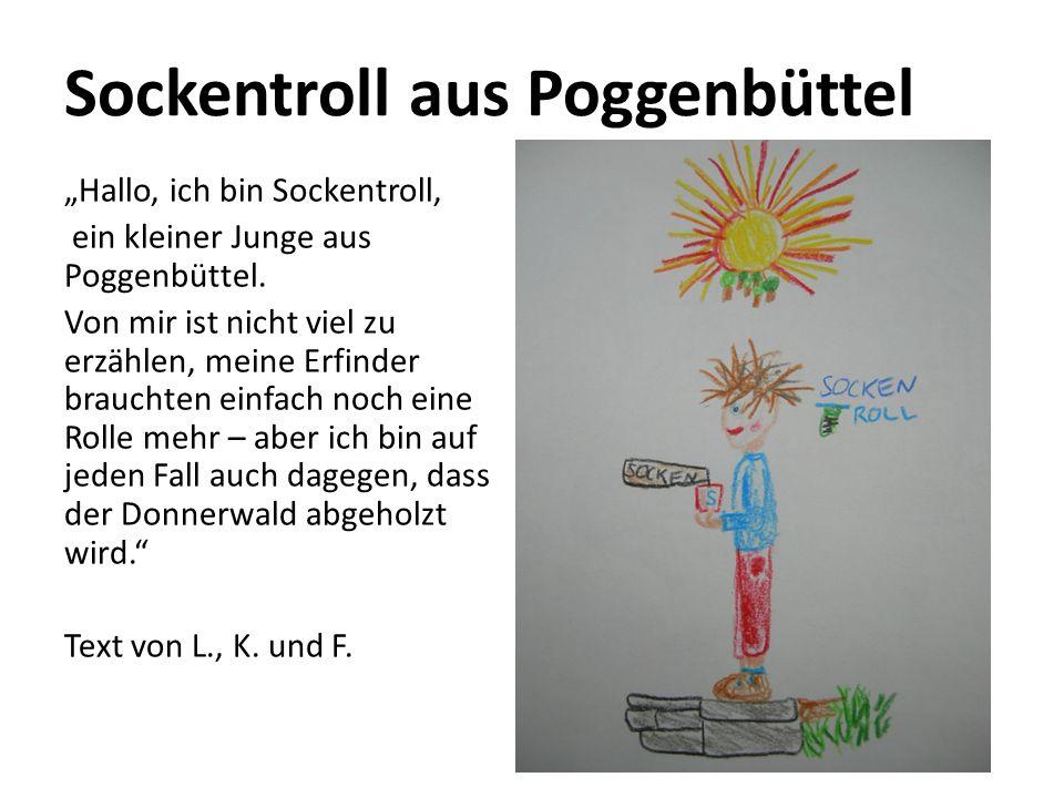 Sockentroll aus Poggenbüttel