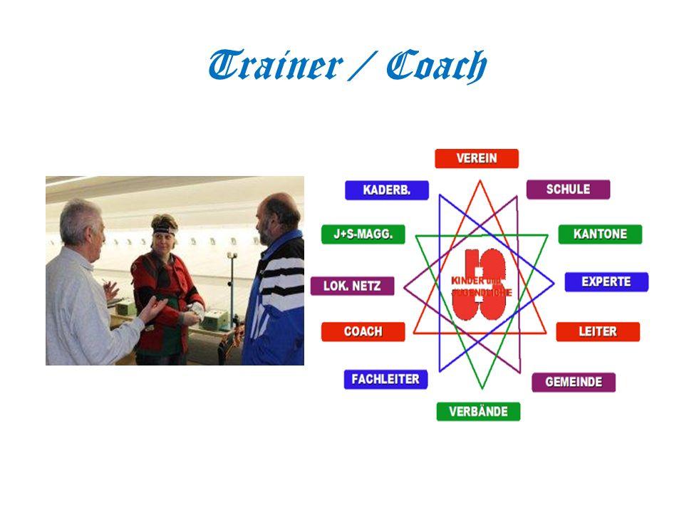 Trainer / Coach