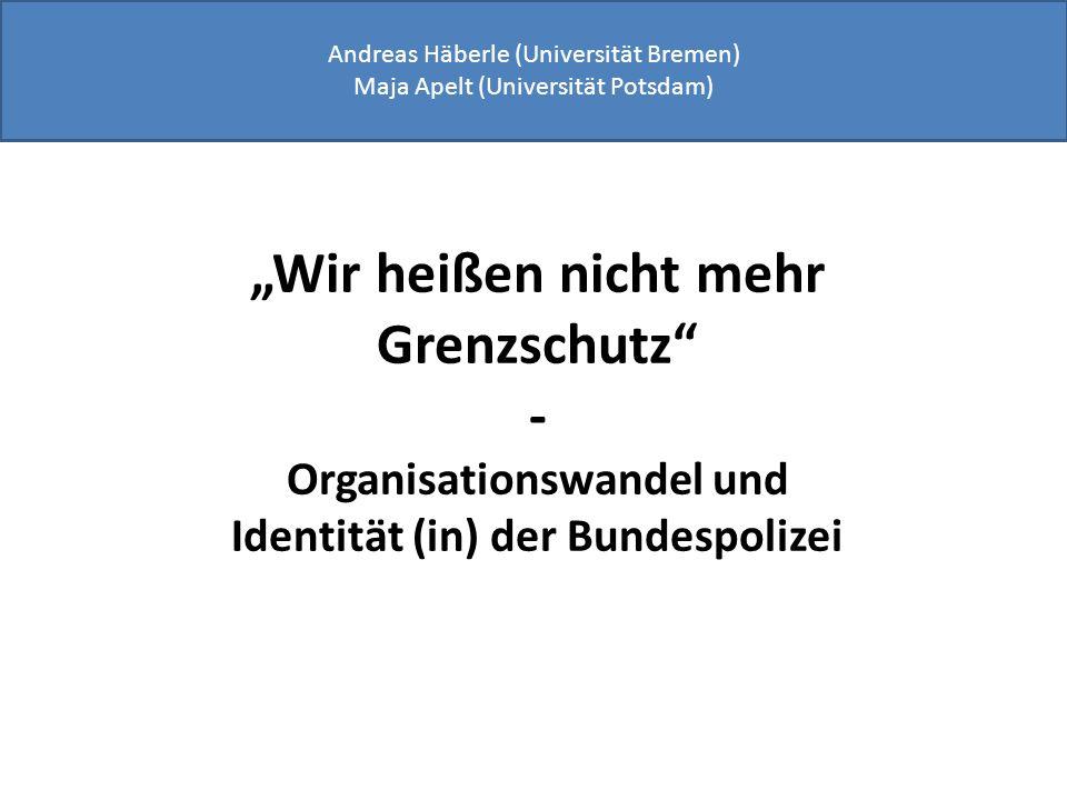 Andreas Häberle (Universität Bremen)