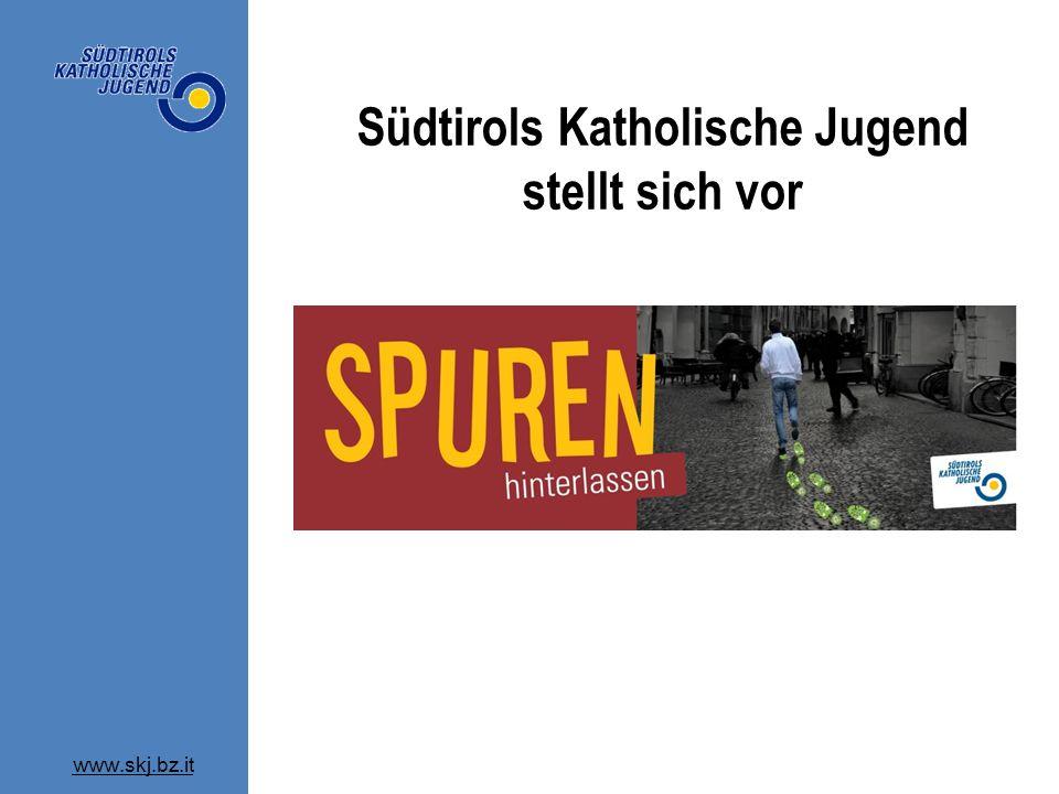 Südtirols Katholische Jugend stellt sich vor