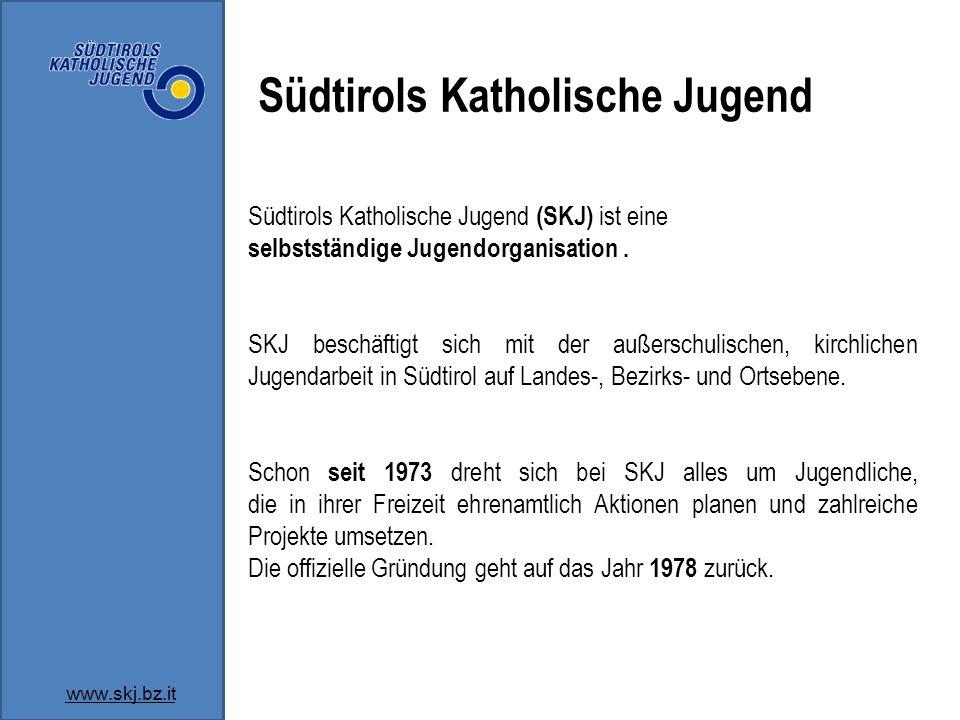 Südtirols Katholische Jugend