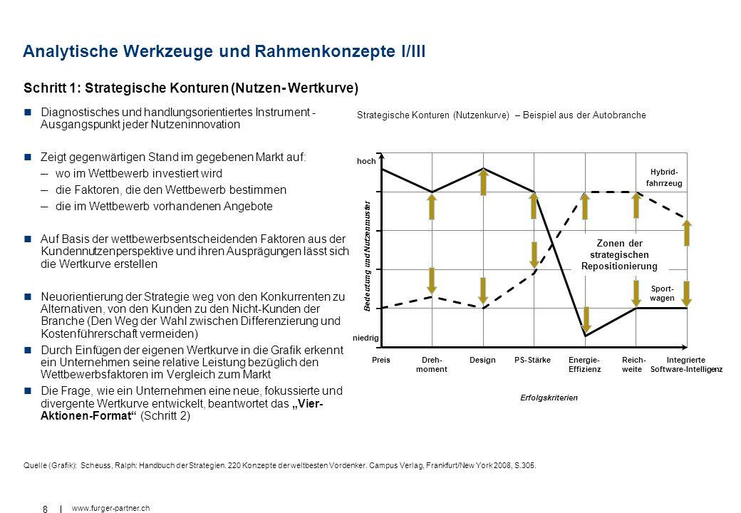 Analytische Werkzeuge und Rahmenkonzepte I/III