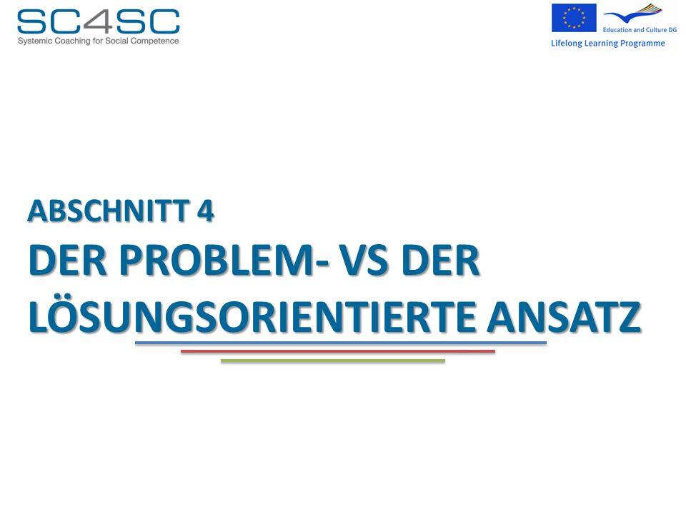 abschnitt 4 der problem- vs der lösungsorientierte ansatz