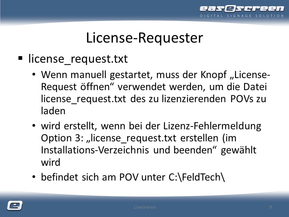 License-Requester license_request.txt