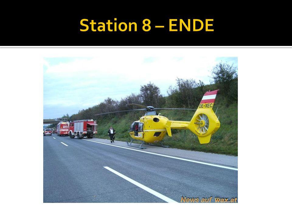 Station 8 – ENDE