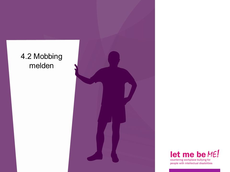 4.2 Mobbing melden