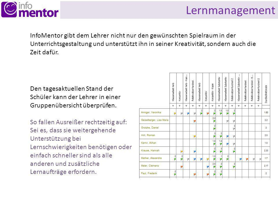 Lernmanagement