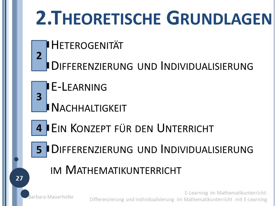 2.Theoretische Grundlagen