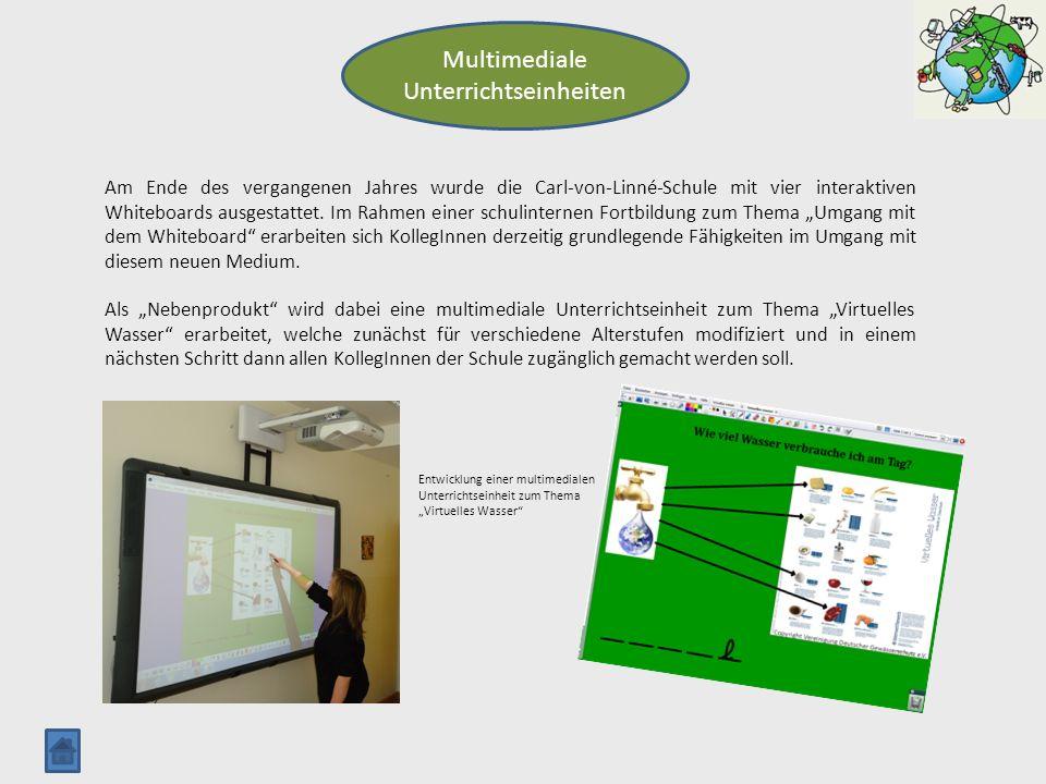 Multimediale Unterrichtseinheiten