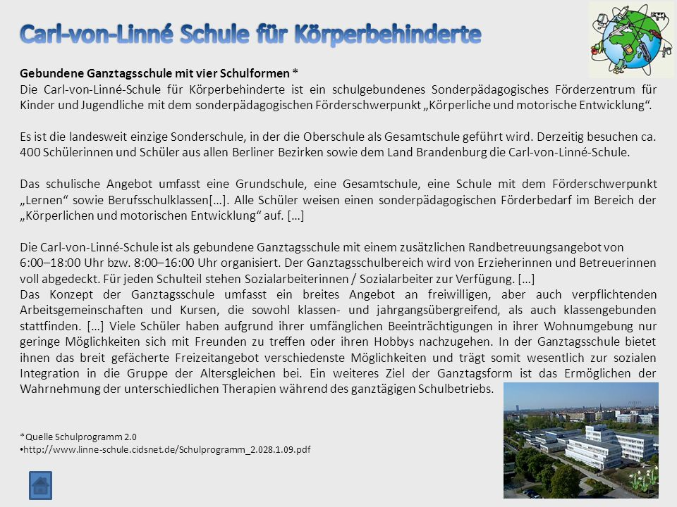 Carl-von-Linné Schule für Körperbehinderte