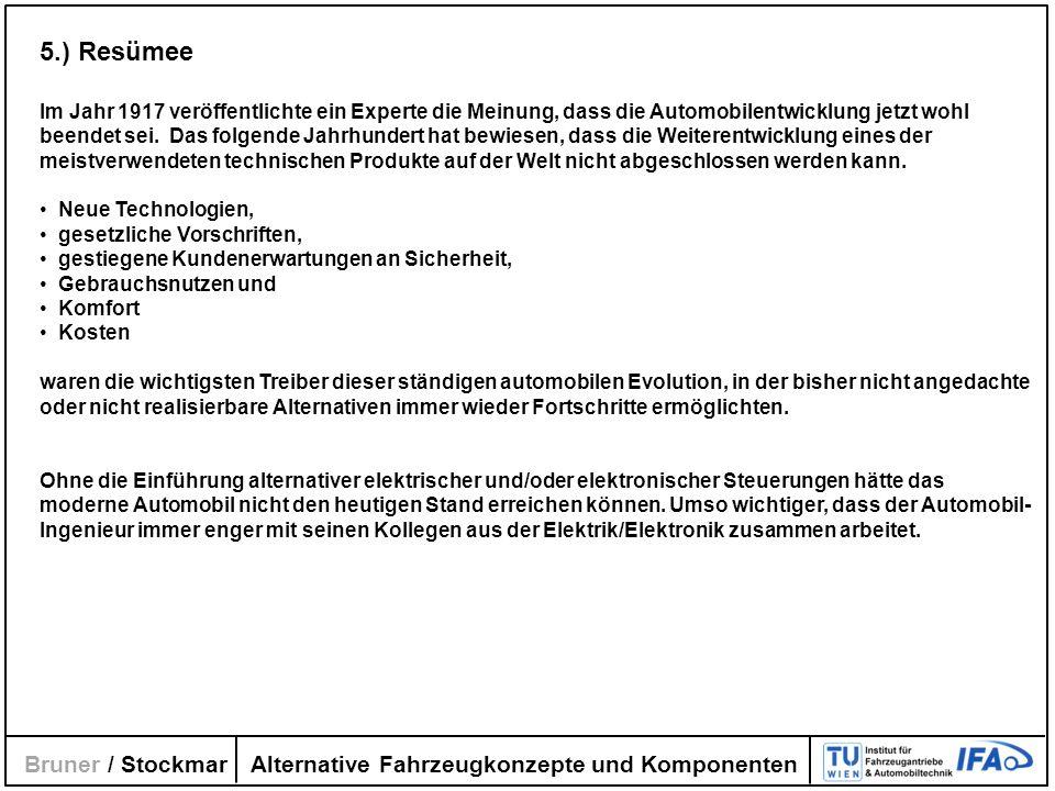 5.) Resümee Bruner / Stockmar