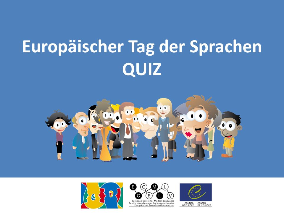 Europäischer Tag der Sprachen QUIZ