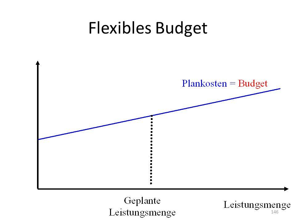 Flexibles Budget