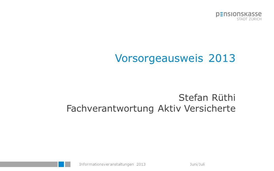 Stefan Rüthi Fachverantwortung Aktiv Versicherte