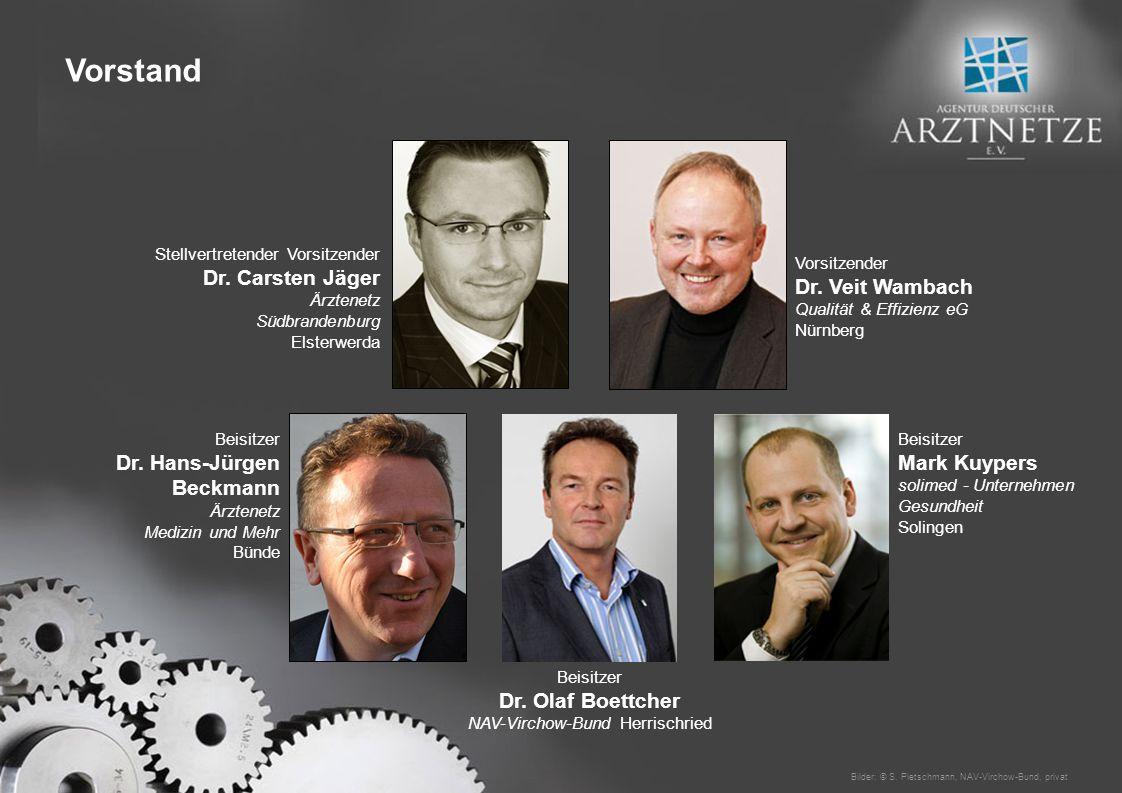 Beisitzer Dr. Olaf Boettcher NAV-Virchow-Bund Herrischried