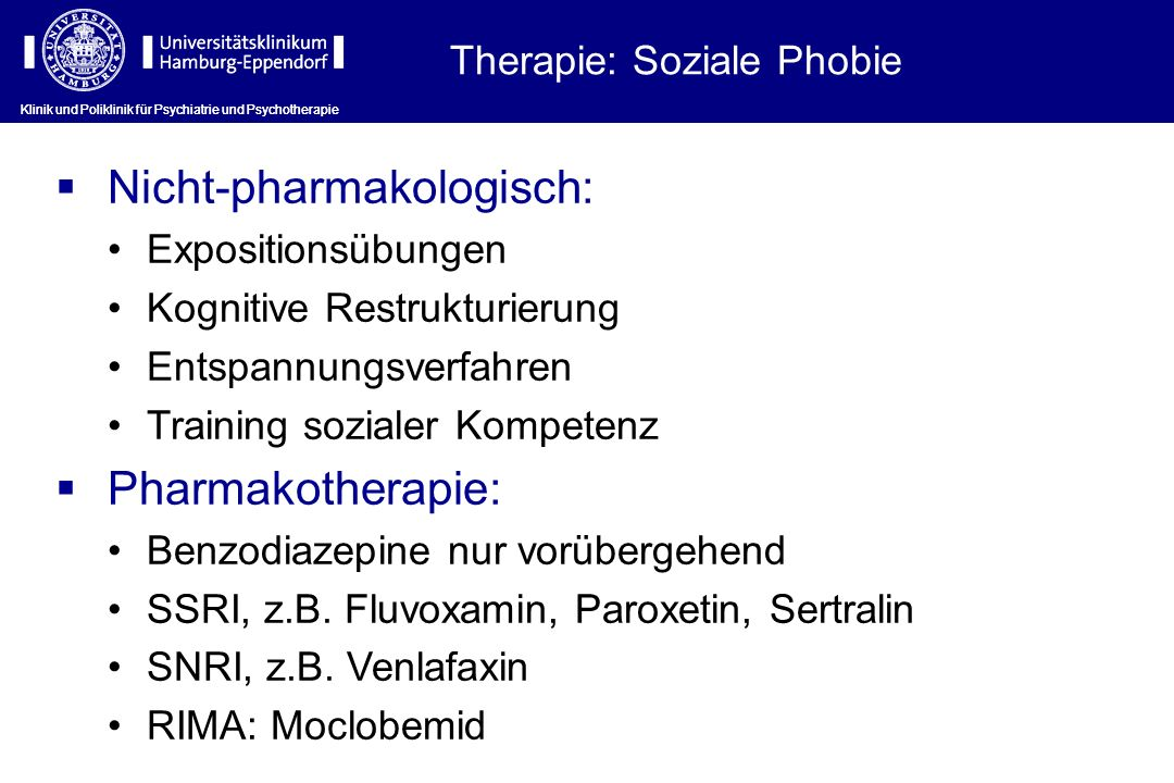 Nicht-pharmakologisch: