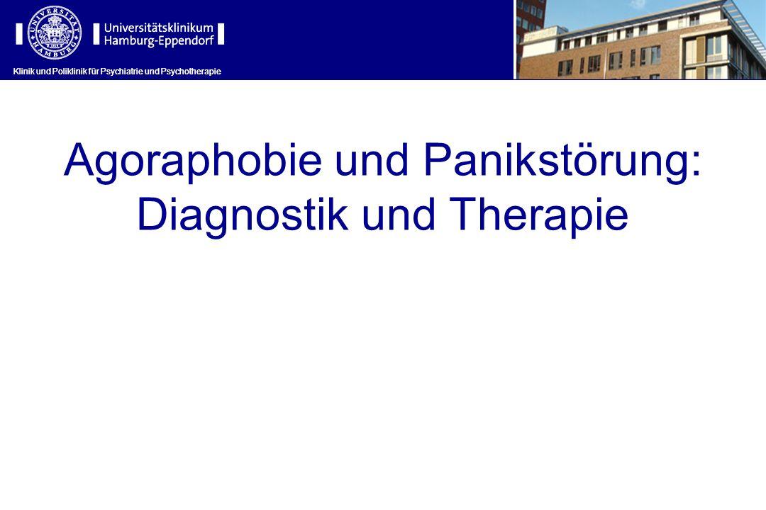 Agoraphobie und Panikstörung: Diagnostik und Therapie