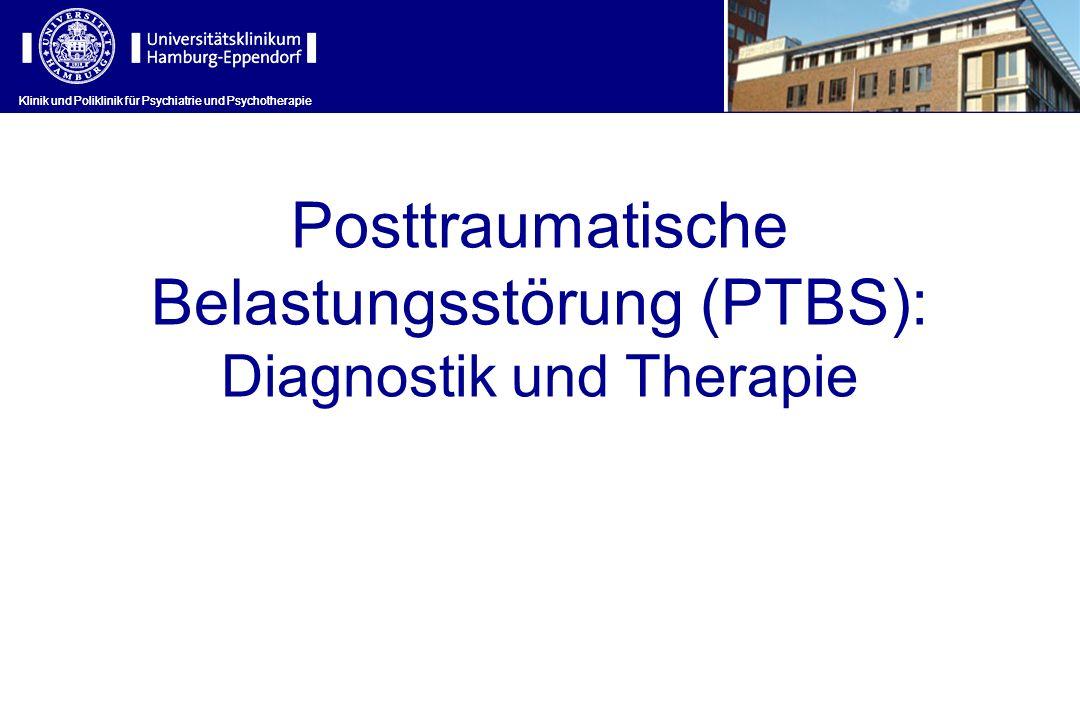 Belastungsstörung (PTBS):