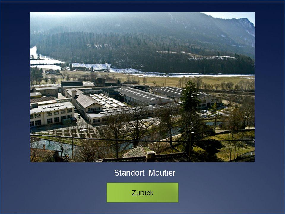 Standort Moutier Zurück