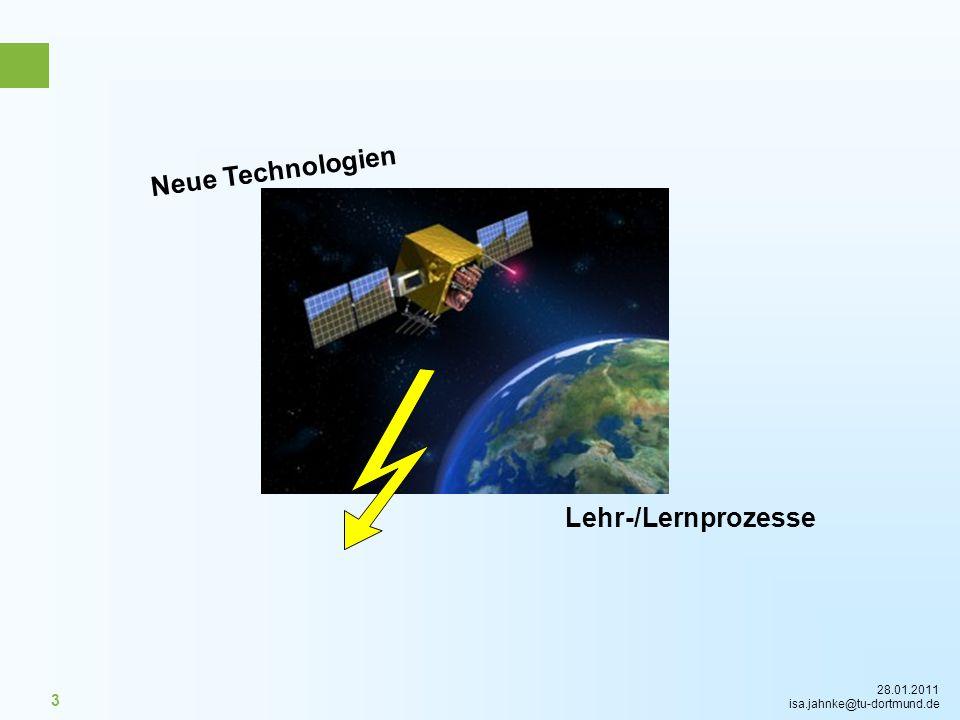 Neue Technologien Lehr-/Lernprozesse