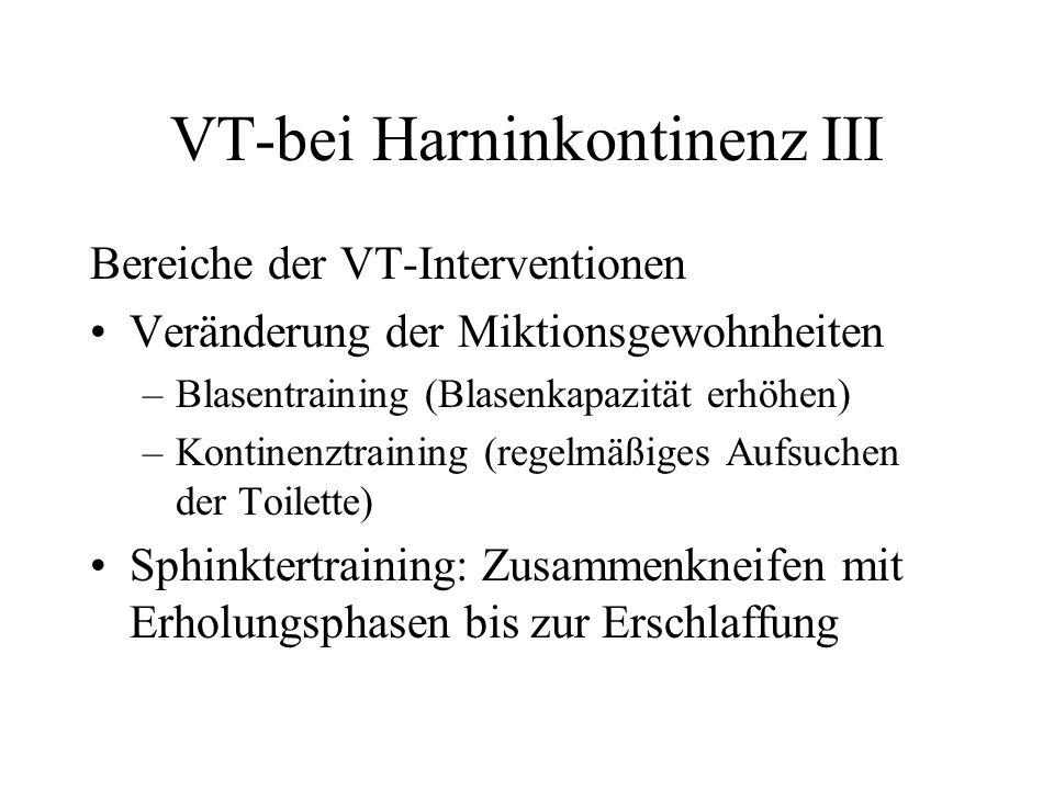 VT-bei Harninkontinenz III