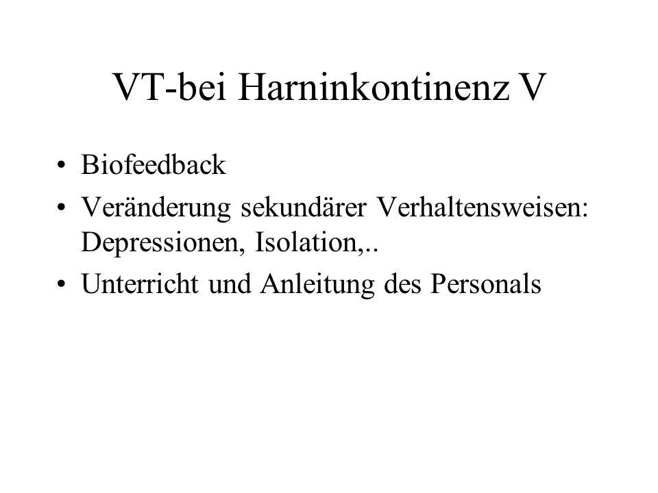 VT-bei Harninkontinenz V