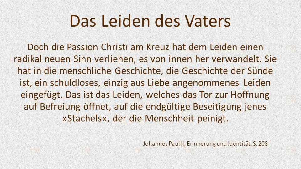 Johannes Paul II, Erinnerung und Identität, S. 208