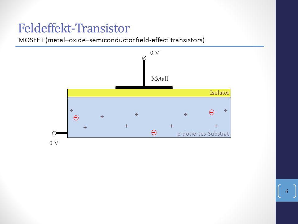 Feldeffekt-Transistor