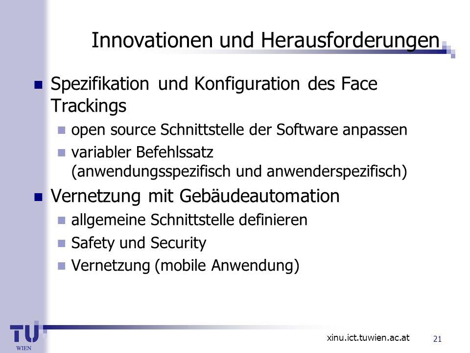 Innovationen und Herausforderungen