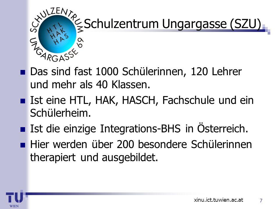 Schulzentrum Ungargasse (SZU)