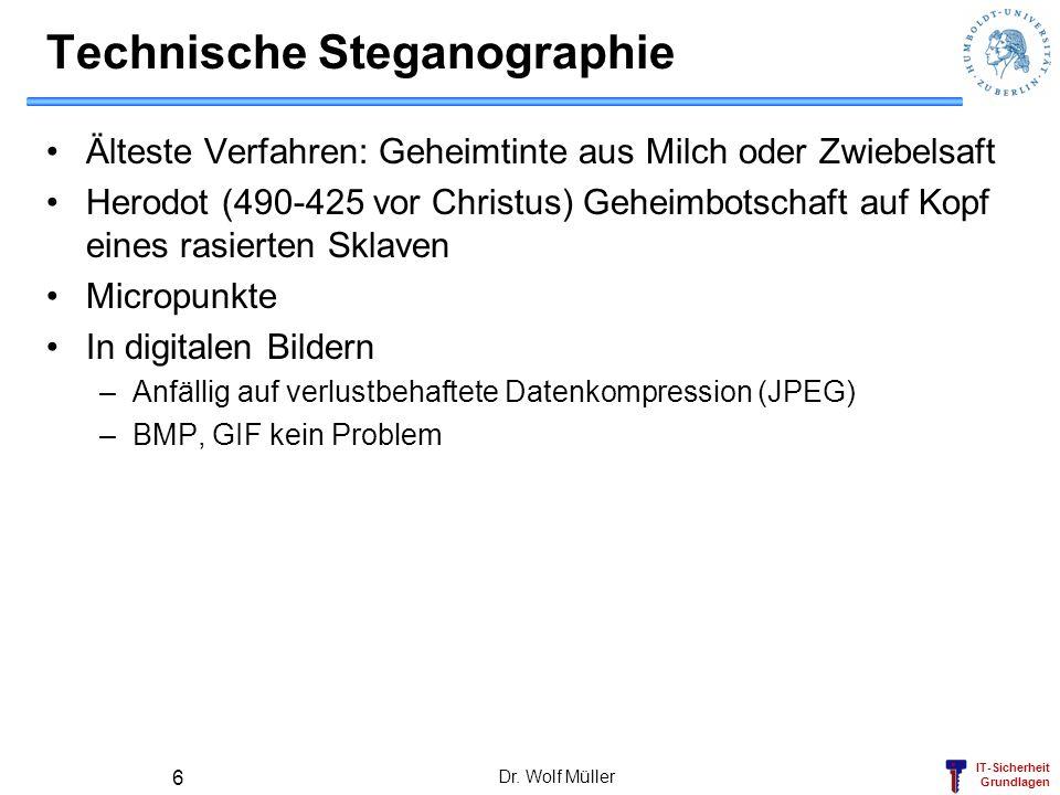 Technische Steganographie