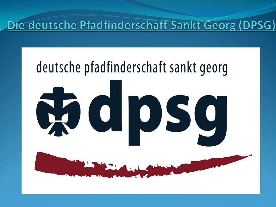 Die deutsche Pfadfinderschaft Sankt Georg (DPSG)