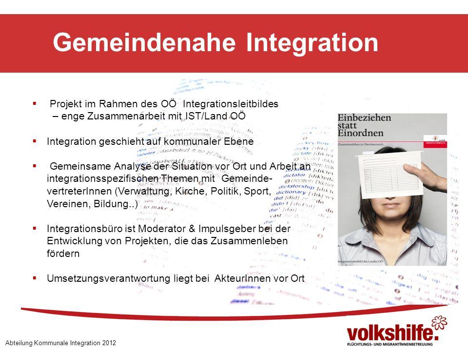 Gemeindenahe Integration